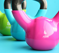 Level 2 Award in kettlebell certification courses