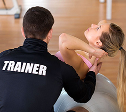 Level 2 Fitness Instructing Gym